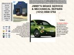 View More Information on Jimmy's Brake Service