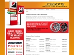 View More Information on Jobsons Discount Tyre & Mechanical, Hornsby