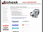 View More Information on Johesk Communications Pty Ltd, Kent town