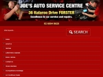View More Information on Joe's Auto Service Centre, Forster