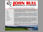 View More Information on John Bull Removals & Storage