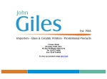 View More Information on John Giles Pty Ltd