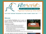 View More Information on Proactive Physiotherapy