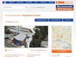 View More Information on Kennards Self Storage, Rydalmere