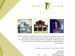 View More Information on Kent Lyon Architect