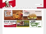 View More Information on KFC, Emerald