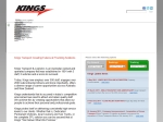 View More Information on Kings Transport Services