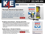 View More Information on Kingsbury Auto Electrical Pty Ltd
