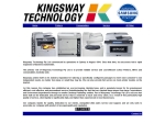 View More Information on Kingsway Technology Pty Ltd
