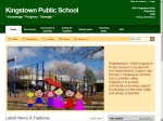 View More Information on Kingstown Public School