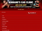 View More Information on Kinnane's Car Clinic, Ipswich West