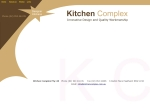 View More Information on Kitchen Complex