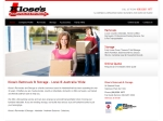 View More Information on Klose's Removals & Storage