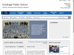 View More Information on Kootingal Public School