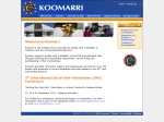 View More Information on Koomarri Association A.C.T. Inc.