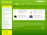 View More Information on Korjo Travel Products