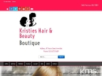 View More Information on Kristies Hair & Beauty Boutique