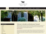 View More Information on Krinklewood Vineyard