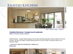 View More Information on Krafted Kitchens