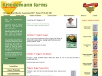 View More Information on Kriedemann Farms