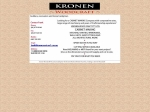 View More Information on Kronen Woodcraft Pty Ltd