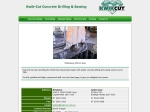 View More Information on Kwik-Cut Concrete Drilling & Sawing