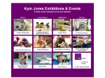 View More Information on Kym Jones Exhibitions & Events