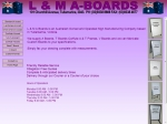 View More Information on L & M A Boards