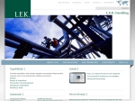 View More Information on L.E.K. Consulting