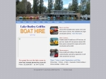 View More Information on Lake Burley Griffin Boat Hire