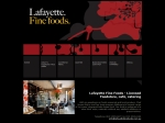 View More Information on LaFayette Fine Foods