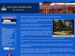 View More Information on Lake Fyans Holiday Park