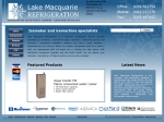 View More Information on Lake Macquarie Refrigeration