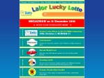 View More Information on Lalor Lucky Lotto