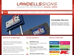 View More Information on Landells Signs