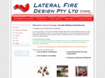 View More Information on Lateral Fire Design Pty Ltd