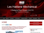 View More Information on Les Haldane Mechanical, Willaston