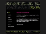View More Information on Talk Of The Town Hair Care