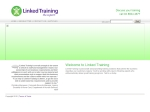 View More Information on Linked Training Group