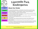 View More Information on Lipscombe Park