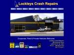 View More Information on Lockleys Crash Repairs