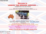 View More Information on London Taxi Wedding Services Pty Ltd