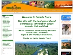 View More Information on Lord Of Kakadu Tours