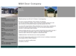View More Information on M & H Door Co.
