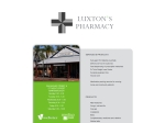 View More Information on Luxton's Pharmacy