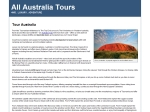 View More Information on Luxury 4Wd Tours