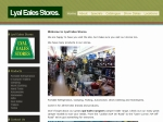 View More Information on Lyal Eales Stores