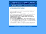 View More Information on Lyndale Electroplating