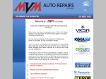 View More Information on M V M Auto's, Newcastle