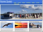 View More Information on M.V. Noosa Queen River & Lake Cruises